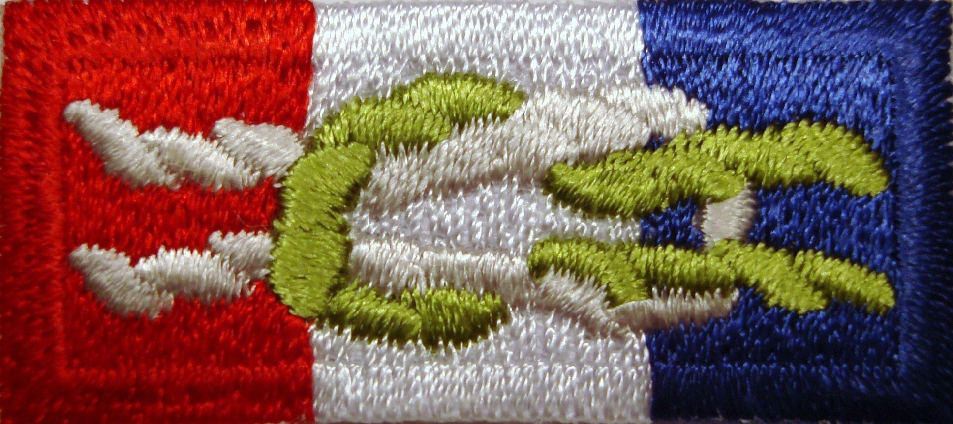 Boy Scout Square Knot Badges